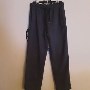 HEAD | thick fuzzy jogger lounge sport pant